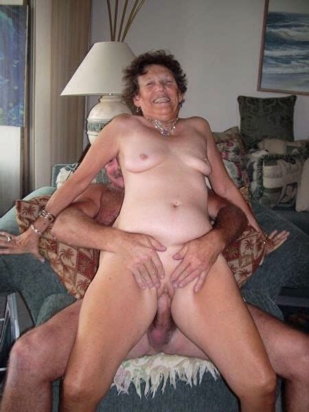 Seductive Older Women Have Hairy Pussies
