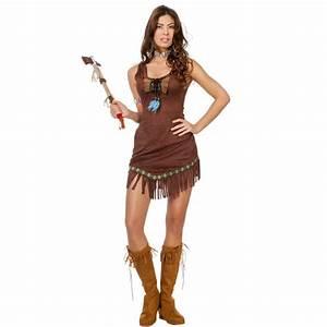 Indianer Damen Kostüm : neu damen kost m indianerin lomasi ebay ~ Frokenaadalensverden.com Haus und Dekorationen