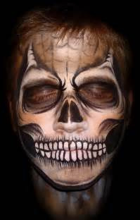 Cool Halloween Face Painting