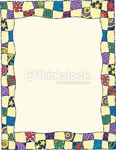Quilt Border Clipart - ClipartXtras