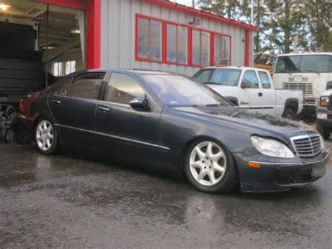 Find Used 2004 Mercedes-benz S500 4matic Sedan 4-door 5.0l