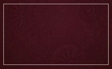 simple red pattern business card background material red