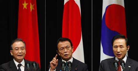 investment ensues  japan china  south korea