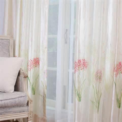 Shower Curtain Tree