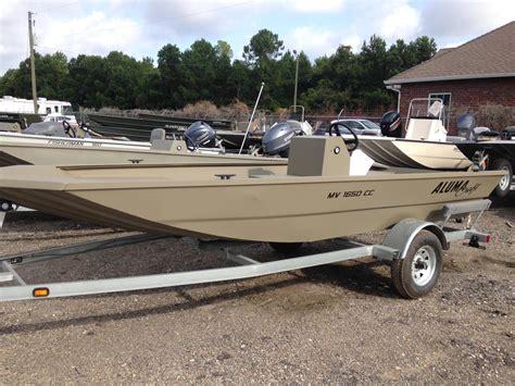 Alumacraft Boats by New Power Boats Jon Alumacraft Boats For Sale 4 Boats