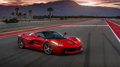 ferrari sport car wallpaper ferrari laferrari supercar sport cars red