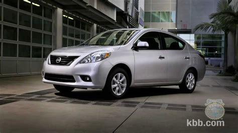 2012 Nissan Versa Sedan Review