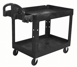 Rubbermaid Commercial Heavy Duty Utility Cart - Home ...