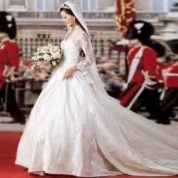 kate brautkleid 2015 princess wedding dress luxurious alencon lace qualitytrain bridal gown kate style