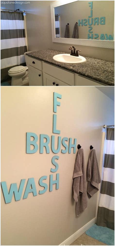 Join the decorpad community and share photos, create a virtual library of inspiration photos, bounce off design ideas with fellow. 10 Creative DIY Bathroom Wall Decor Ideas