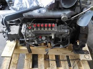 03 Mitsubishi Fuso 6d34 Injection Pump Me086834 Used