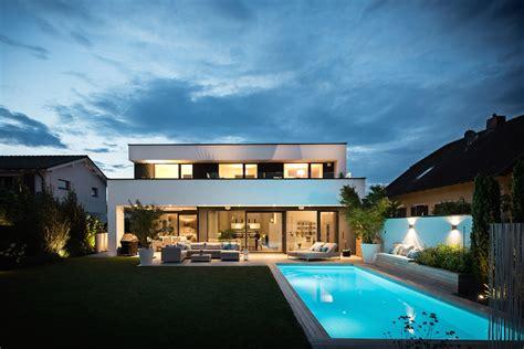 Moderne Häuser Bayern by Architektenhaus Modernes Einfamilienhaus Bauen Wunschhaus