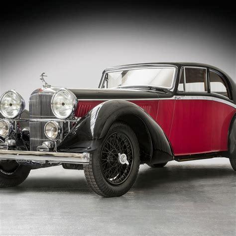 alvis car company  continuation series revivaler