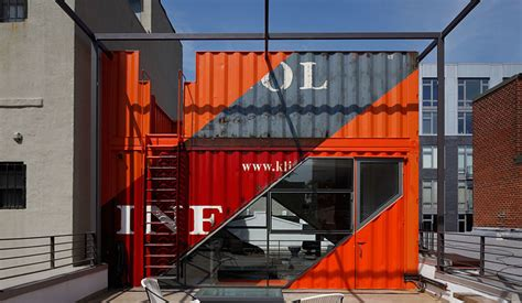 home kitchen interior design photos a shipping container tower transformed this
