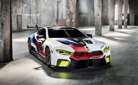 Bmw M8 Gte Brings Bmw Back To 24 Hours Of Le Mans The