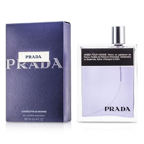 prada pour homme eau de toilette spray 100ml cosmetics now australia