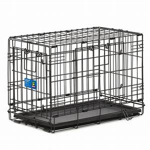 Plastic dog crates petsmart 100 designer dog crates waggo for Petsmart plastic dog crates