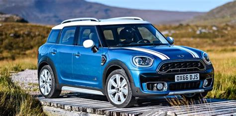 2019 Mini Cooper S Countryman Review  Specs & Features