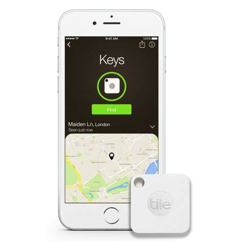 Tile Gps by Cell Phone Gps Tracker Key Chain Bluetooth Tile Device App