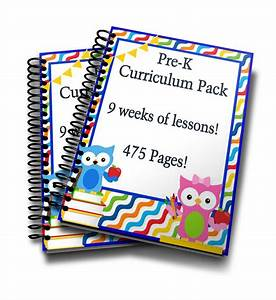 Preschool Curriculum  Everything They Need To Know Before