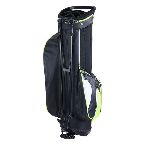 golf carry cart bag 14 way dividers stand set kit with