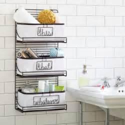 Bathroom Shelf Ideas 3 Tier Wire Bath Shelf
