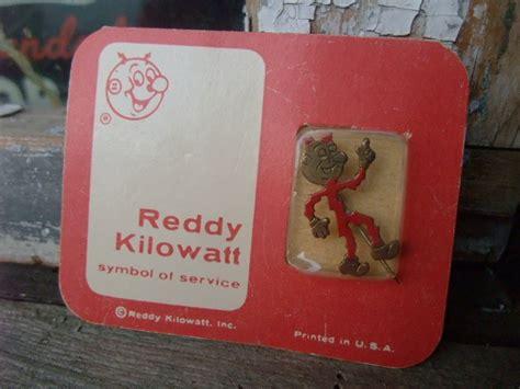 vintage reddy kilowatt l 60s vintage reddy kilowatt pins nk498 2000toys
