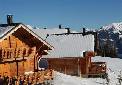 residence les chalets goelia la toussuire alpes avec voyages leclerc locatour ref 61224