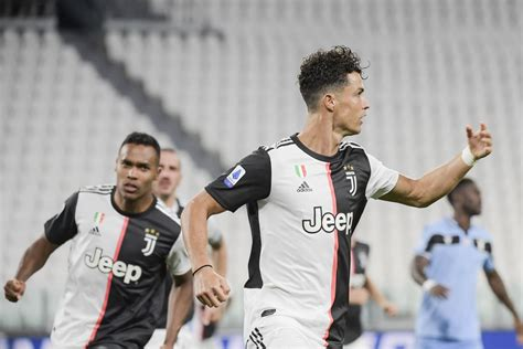 Cristiano Ronaldo brace sends Juventus eight points clear ...