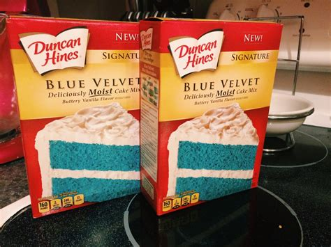 white cake mix blue white cake mix cookies with white chocolate chips 1305