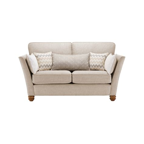 2 Seater Sofa by Gainsborough 2 Seater Sofa In Beige By Oak Furniture Land