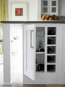 Unterschrank Für Kühlschrank : k cheninsel design ideen mit viel stauraum ~ Lizthompson.info Haus und Dekorationen