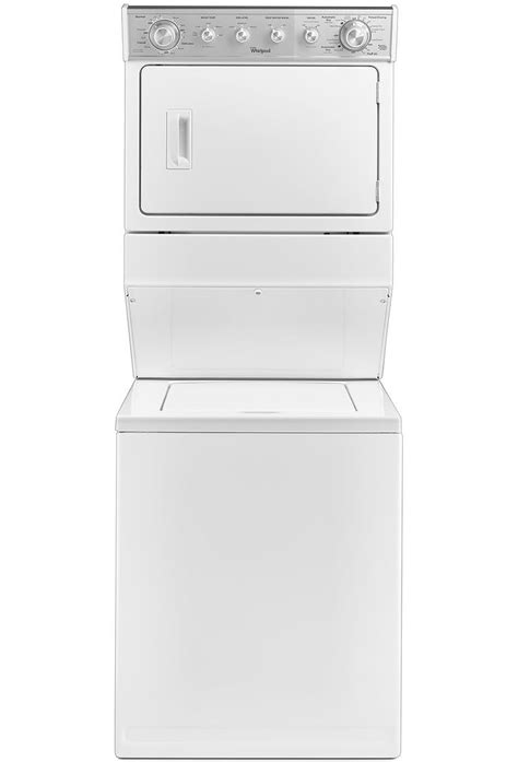 """Whirlpool 27"""" Stacked Washer And Dryer  Wgt4027ew. The Shade Store Reviews. Modern Curtain Rod. Fireplace Images. United Marble And Granite. Tub To Shower Conversion. Full Length Mirror Jewelry Storage. Art Moderne. Owens Corning Cultured Stone"""
