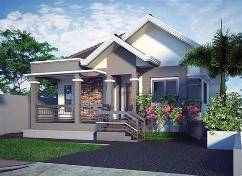 elevated bungalow house design   bedrooms pinoy eplans