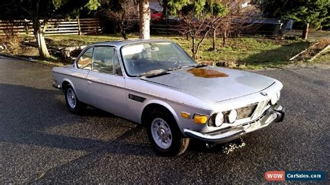 Bmw 2800cs For Sale by 1971 Bmw 2800cs For Sale In Canada