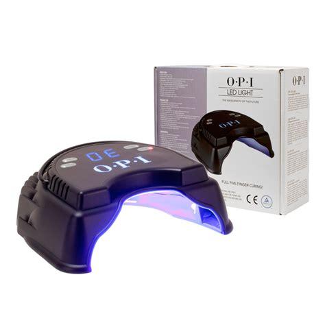opi led l light gc900 opi led l professional salon nail manicure pedicure gel