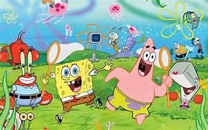 SpongeBob Wallpapers - Wallpaper Cave  Spongebob
