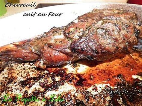 cuisiner une cuisse de chevreuil les meilleures recettes de chevreuil