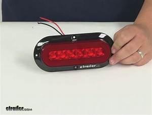 Optronics Glolight Led Stop  Turn  Tail Light