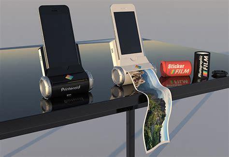 polaroid for iphone the new portable iphone and polaroid printer buro 24 7