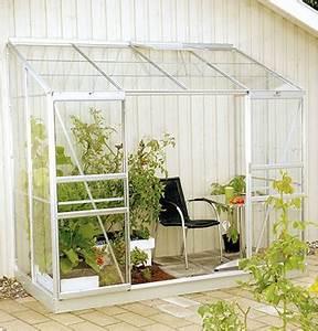 Serre Adossée Bois : serre de jardin adoss e pas cher jardinage ~ Melissatoandfro.com Idées de Décoration