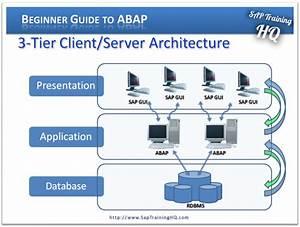 Beginners Guide To Abap  U2013 Module 1  U2013 Sap System