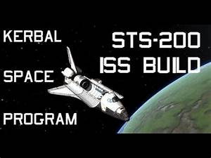 Kerbal Space Program STS-200: International Space Station ...