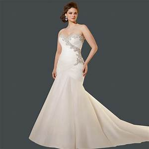 aliexpresscom buy best quality full crystal lace up With best plus size wedding dresses