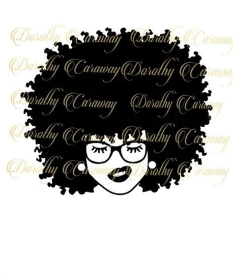 Incuded svg and silhouette studio files, download in your mobile or afro woman free svg design, is a beautiful black woman illustration with an afro comb. Pin on SVG Files