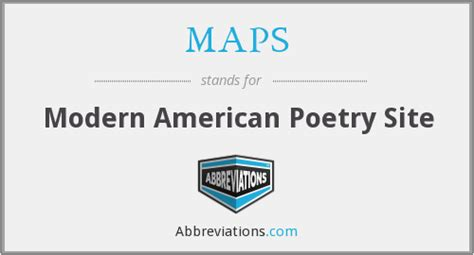 modern american poetry site maps modern american poetry site