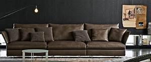 comment entretenir et nettoyer son canape cuir topdecopro With entretenir son canapé en cuir