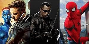 Best, And, Worst, Marvel, Movies, According, To, Rotten, Tomatoes