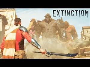 SGR News – Maximum Games and Iron Galaxy Studios reveal Extinction for PS4 – Snappy Game Reviews