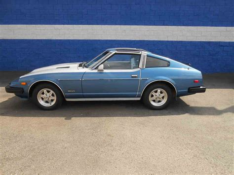 Datsun 280zx For Sale by 1981 Datsun 280zx For Sale Classiccars Cc 1047201